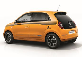 Nuevo Renault Twingo Electric Serie Limitada Vibes R80 60kW Bateria 20kW/h