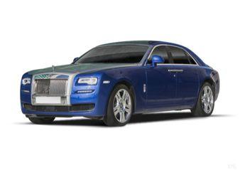 Precios del Rolls Royce Ghost nuevo en oferta para todos sus motores y acabados
