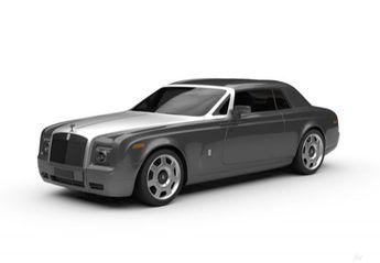 Nuevo Rolls Royce Phantom Coupe 6.7 V12