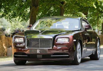 Ofertas del Rolls Royce Wraith nuevo