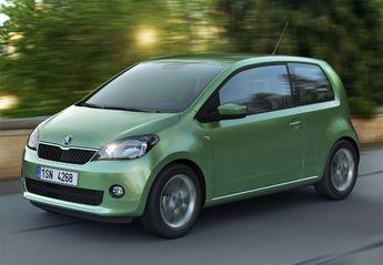 Nuevo Škoda Citigo 1.0 MPI Ambition ASG 75