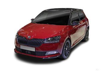 Nuevo Škoda Fabia 1.0 TSI Black Edition 70kW