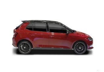 Nuevo Škoda Fabia 1.0 TSI Black Edition DSG 70kW