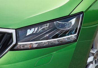 Nuevo Škoda Fabia Combi 1.0 MPI Active 55kW