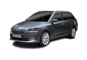 Nuevo Škoda Fabia Combi 1.0 TSI Ambition Plus 81kW