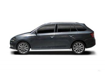 Nuevo Škoda Fabia Combi 1.0 TSI Black Edition DSG 70kW