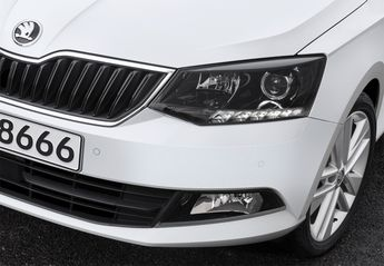 Nuevo Škoda Fabia Combi 1.4TDI Active 75