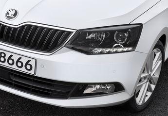 Nuevo Škoda Fabia Combi 1.4TDI Like 75