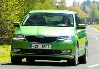 Nuevo Škoda Rapid 1.4TDI CR Style 90