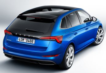 Nuevo Škoda Scala 1.0 TSI Ambition 70kW