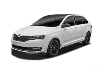 Nuevo Škoda Spaceback 1.6TDI CR Ambition 115
