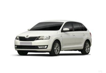 Nuevo Škoda Spaceback 1.6TDI CR Business 115