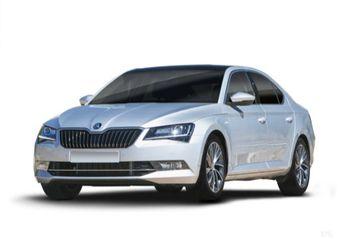 Nuevo Škoda Superb 1.6TDI CR Active DSG 120