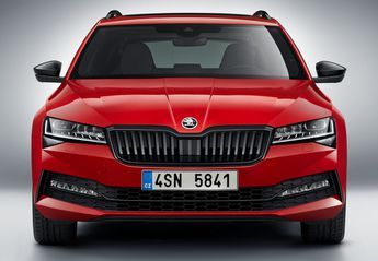 Nuevo Škoda Superb Combi 2.0TDI AdBlue Ambition DSG 110kW