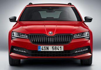 Nuevo Škoda Superb Combi 2.0TDI AdBlue L&K DSG 110kW