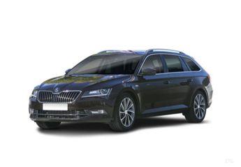 Nuevo Škoda Superb Combi 2.0TDI AdBLue L&K DSG 4x4 190