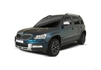 Precios del Škoda Yeti nuevo en oferta para todos sus motores y acabados