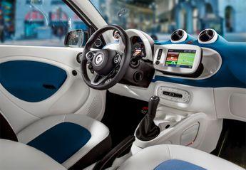 Precios del Smart Forfour nuevo en oferta para todos sus motores y acabados