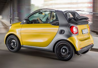 Nuevo Smart Fortwo Cabrio 52 Aut.