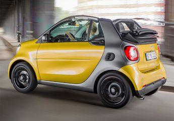 Nuevo Smart Fortwo Cabrio 52 Prime Aut.