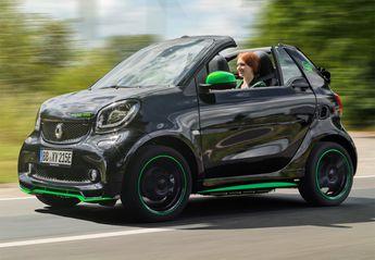 Nuevo Smart Fortwo Cabrio Electric Drive Passion