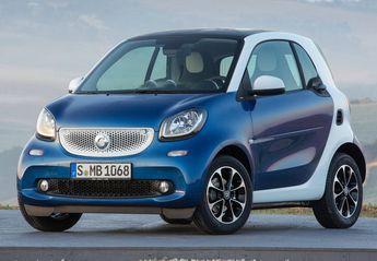Nuevo Smart Fortwo Coupe 52 Aut.