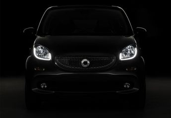 Nuevo Smart Fortwo Coupe 66 Ushuaïa Limited Edition Aut.
