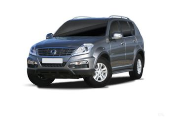 Nuevo Ssangyong Rexton W D22T Limited 4x4