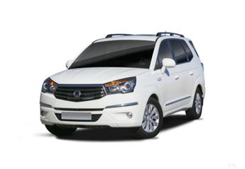 Nuevo Ssangyong Rodius D22T Line