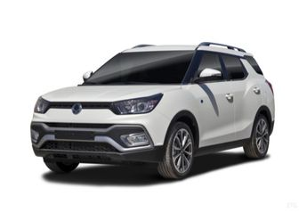 Nuevo Ssangyong XLV D16 Limited 4x2