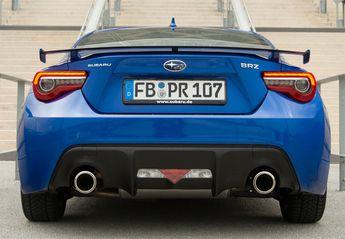 Precios del Subaru BRZ nuevo en oferta para todos sus motores y acabados
