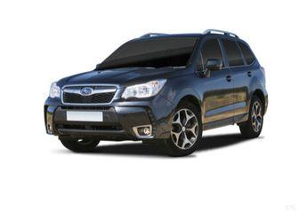 Nuevo Subaru Forester 2.0TD Sport Lineartronic