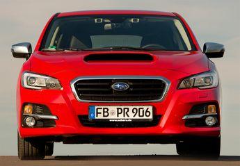 Precios del Subaru Levorg nuevo en oferta para todos sus motores y acabados