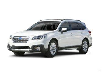Nuevo Subaru Outback 2.5i Executive Lineartronic