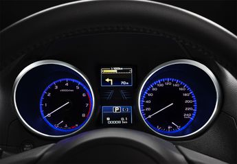 Nuevo Subaru Outback 2.5i Executive Silver Edition CVT