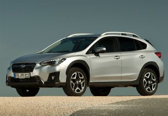 Nuevo Subaru XV 1.6i GLP Sport CVT