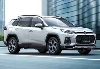 Ofertas del Suzuki Across nuevo