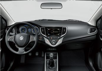 Nuevo Suzuki Baleno 1.2 SHVS GLX
