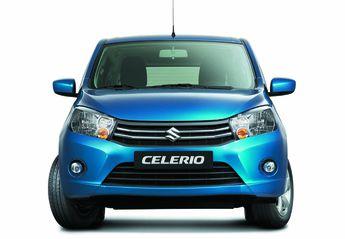 Precios del Suzuki Celerio nuevo en oferta para todos sus motores y acabados