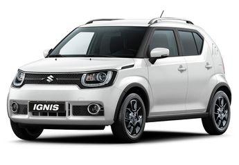 Precios del Suzuki Ignis nuevo en oferta para todos sus motores y acabados