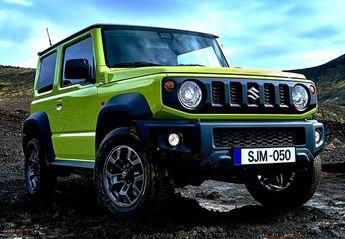 Ofertas del Suzuki Jimny nuevo
