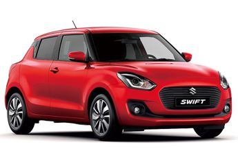 Nuevo Suzuki Swift 1.2 Mild Hybrid GLE 4WD