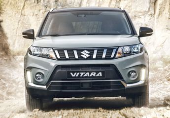 Nuevo Suzuki Vitara 1.4T GLX Mild Hybrid