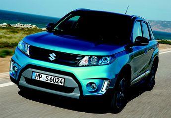 Precios del Suzuki Vitara nuevo en oferta para todos sus motores y acabados