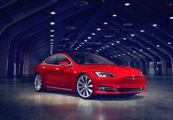 Nuevo Tesla Model S 90D