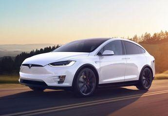 Nuevo Tesla Model X P100D