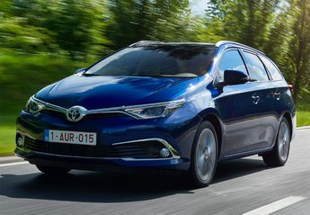 Nuevo Toyota Auris Touring Sports 120T Feel!