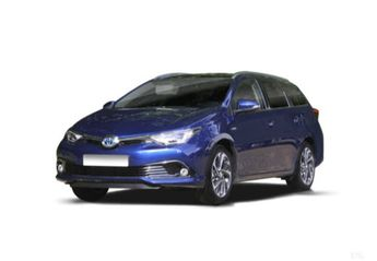 Nuevo Toyota Auris Touring Sports 90D Feel!