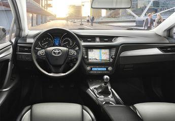 Precios del Toyota Avensis nuevo en oferta para todos sus motores y acabados