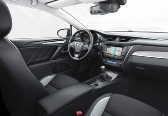 Nuevo Toyota Avensis TS 150D Executive